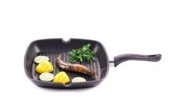 Tiger Shrimp Stock Afbeelding