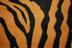 Tiger skin Royalty Free Stock Photos