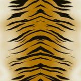 Tiger skin stock illustration