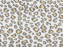 Tiger skin pattern Royalty Free Stock Images