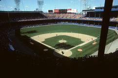 Tiger Stadium Royalty Free Stock Images