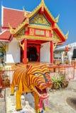 Tiger Statue Fotos de archivo