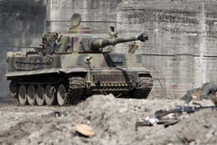 Tiger Tank Stock Photography
