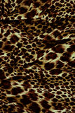 Tiger textile piece of clothes Royalty Free Stock Photo