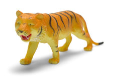 Tiger Toy Stock Photography