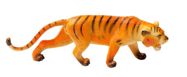 Tiger toy Stock Photo