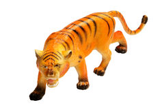 Tiger toy Stock Images
