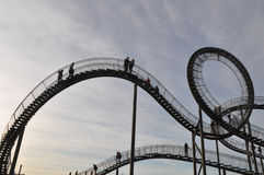 Tiger & Turtle landmark Stock Photography