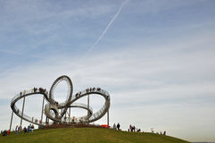 Tiger & Turtle landmark Royalty Free Stock Images