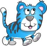 Tiger Vector gai Images stock