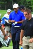 Tiger Woods и Шон Foley Стоковое Фото