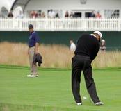 Tiger Woods Imagen de archivo libre de regalías