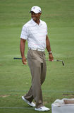 Tiger Woods. PONTE VEDRA BEACH, FL-MAY 08: Tiger Woods at The Players Championship, PGA Tour, on practice day May 08, 2012 at The TPC Sawgrass, Ponte Vedra Beach Stock Image