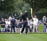 Tiger Woods aux 2009 USA s'ouvrent Photos libres de droits