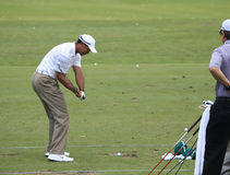 Tiger Woods, die Spieler, TPC Sawgrass, Florida Stockfotos
