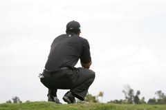 Tiger woods Doral 2007 Royalty Free Stock Photo