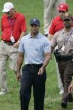 Tiger Woods in Doral in Miami stock foto