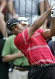 Tiger Woods at Doral in Miami royalty free stock photography