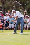 Tiger Woods Full Swing 2 of 6 Stock Photography