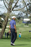 Tiger Woods Golfer 2011 Farmers Insurance Open Royalty Free Stock Photography