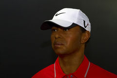Tiger Woods Royalty Free Stock Photo