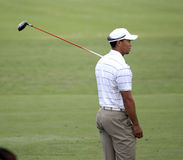Tiger Woods at The Players Championship 2012 Royalty Free Stock Photography