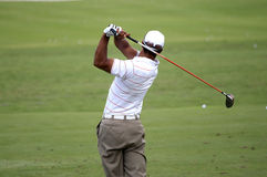 Tiger Woods at The Players Championship 2012 Royalty Free Stock Photo