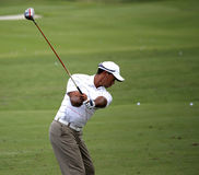 Tiger Woods at The Players Championship 2012 Stock Photo