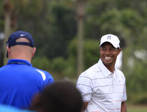 Tiger Woods , The Players, TPC Sawgrass, FL Stock Photo