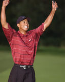 TIGER WOODS-US OPEN 2002 Royalty Free Stock Photography