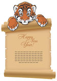 Tiger2010 Royalty Free Stock Images