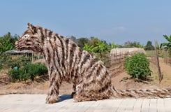TigerDog stock foto