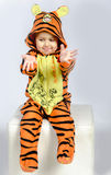 Tigerjunge Lizenzfreie Stockfotos