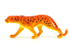 Tigerleksak Royaltyfri Foto