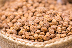 Tigernuts ( Chufa ) On The Market Stock Photos