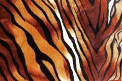 Tigerstreifenbeschaffenheit als Muster für Hintergrund Lizenzfreies Stockbild