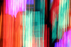 Tiges au néon Image libre de droits