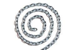 Tiges d'un réseau en métal Photo libre de droits