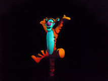 Tigger από τη Winnie το Pooh Στοκ Φωτογραφία