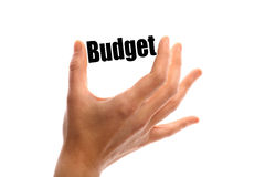 Tight budget Royalty Free Stock Photo