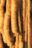 Tightly rope Royalty Free Stock Image
