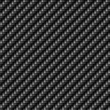 Tightly woven carbon fiber. Royalty Free Stock Photos
