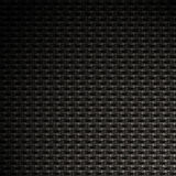 Tightly woven carbon fiber Royalty Free Stock Image