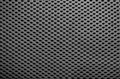 Tightly Woven Carbon Fiber Royalty Free Stock Photography
