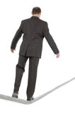 Tightrope Royalty Free Stock Images