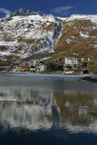 Tignes Royalty Free Stock Photography