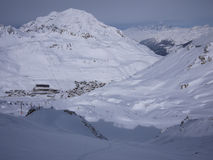 Tignes, France Stock Photography