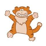 Tigra Royalty Free Stock Image