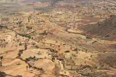 tigrai ландшафта стоковая фотография
