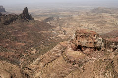 Tigrai landscape 3 Royalty Free Stock Image